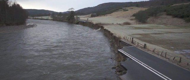 A Flood In Scotland