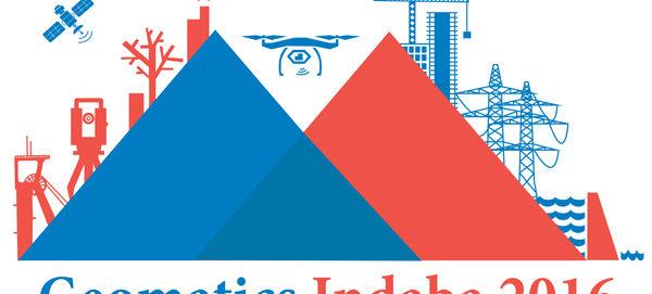 Geomatics Indaba 2016 Logo