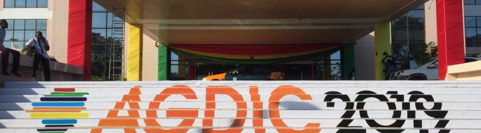 Rocketmine at AGDIC Ghana 2019